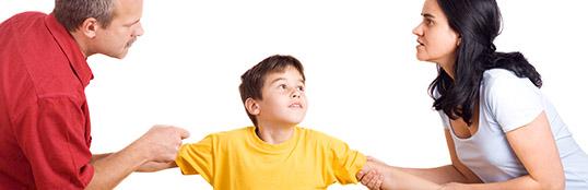 Pais separados não são sinônimo de filhos-problema